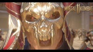 Mortal Kombat 11 Kitana Kills Shao Kahn and Becomes New Khan (#MK11)