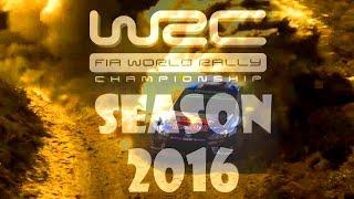 WRC Season 2016 (End of Area)