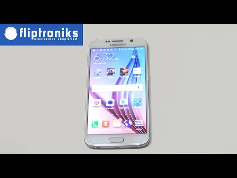 Samsung Galaxy S6: How to Enable/Disable Predictive Text - Fliptroniks.com