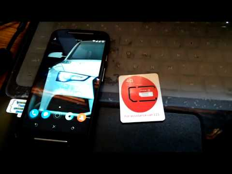 How to Convert (Swap) normal Airtel Sim To 4g Sim