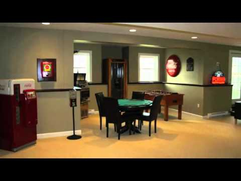 5 Benefits of Basement Finishing and Basement Remodeling