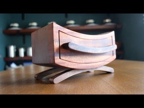 Making the Smile Bandsaw Box