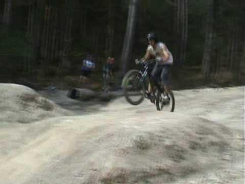 Bedgebury MTB Jumps