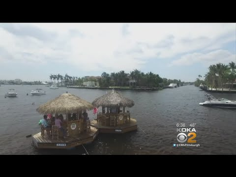 Company To Bring Cruising Tiki Bar Boats To Pittsburgh