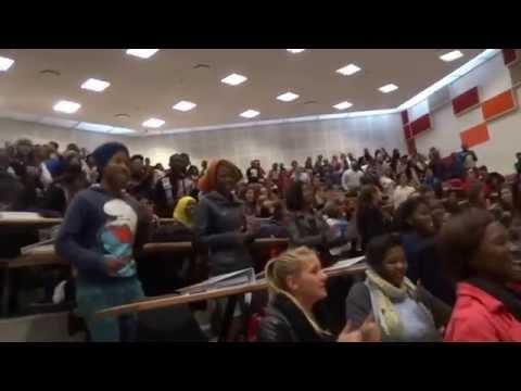 Tutor Flash Mob - NMMU Deloitte Grade 12 AccMaths School