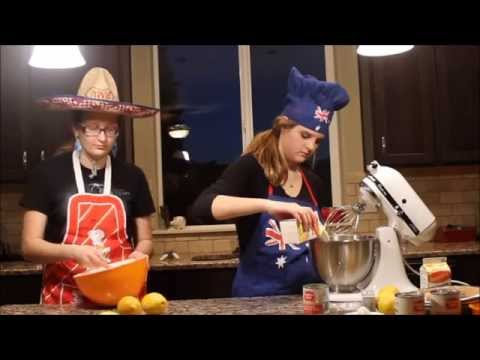 How to Make Cheesecake (Spanish Project)