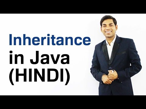 Inheritance in Java (HINDI/URDU)