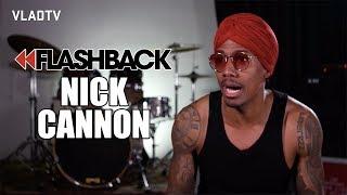 Nick Cannon on How Eminem Handled the Mariah Situation (Flashback)