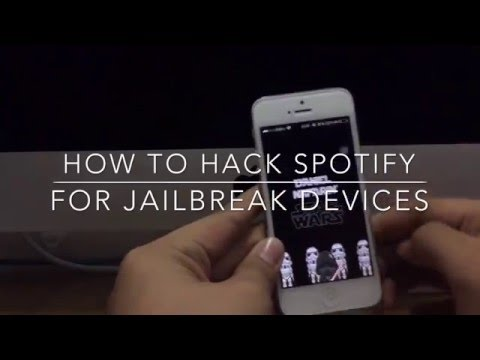 How to get Spotify Premium Feature on Jailbreak iOS Devices iOS 7 - iOS 9 (End 2015)
