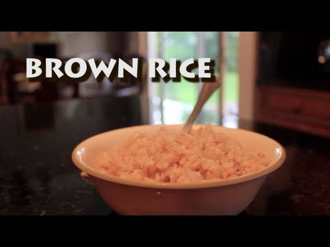 An Easy Way to Cook Brown Rice - On The Stove (Without a Rice Cooker)