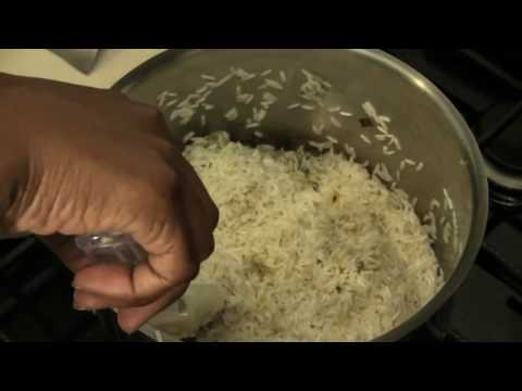 Oven-baked Rice