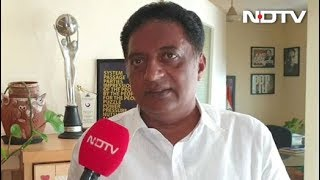 Whole Country Is Voting With Fear, Says Prakash Raj