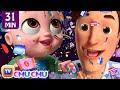 New Johny Johny Yes Papa Confetti Song More ChuChu TV 3D Nursery Rhymes Kids Songs