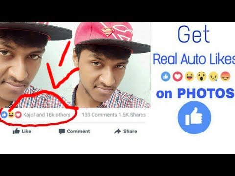 How to Get Unlimited Facebook Likes for FREE?(100% WORKING)-MUST WATCH