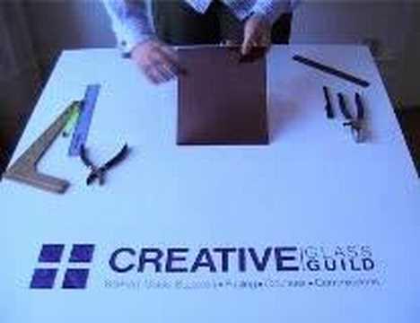 Creative Glass Guild - Glass Cutting Guide