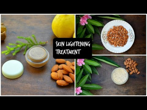 Permanent & Natural Skin Whitening Miracle Treatment At Home | Lighten Dark Skin | For Men & Women