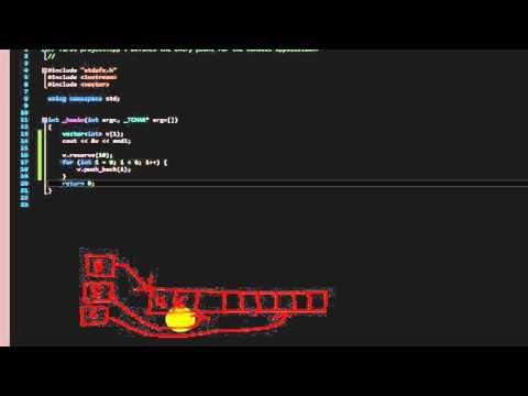 C++ Vectors part 2