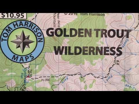 X10 California Archery Hunt / Golden Trout Wilderness