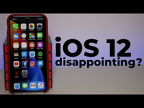 Will iOS 12 be disappointing? (iOS 12 Rumors)