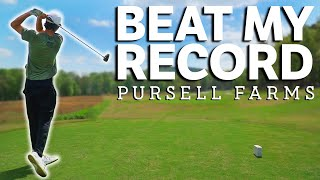 Can I Beat My Record Score On 18 Holes?! | 68 (-4) | GM GOLF