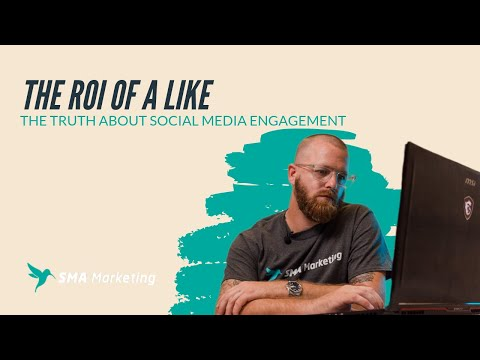 The ROI of a Like:  The Truth About Social Media Engagement