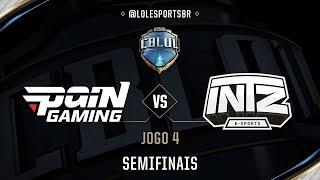 paiN Gaming x INTZ (Jogo 4 - Semifinal) - CBLoL 2017