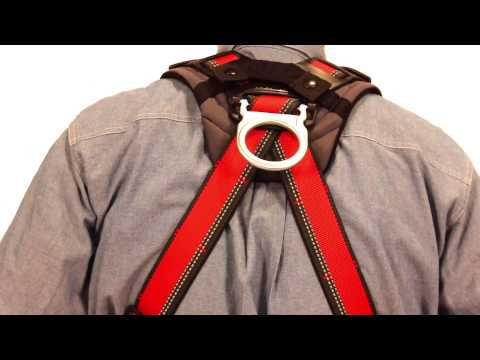 Fall Protection Tips: How To  Put On Your Harness