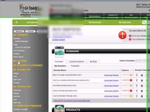 Godaddy - Accept New Domain Name Transfer
