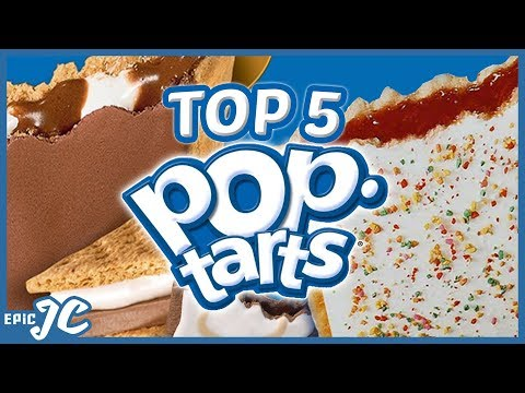 Top 5 Best Pop-Tarts Flavors (Chocolate Mocha, S'Mores & more!)