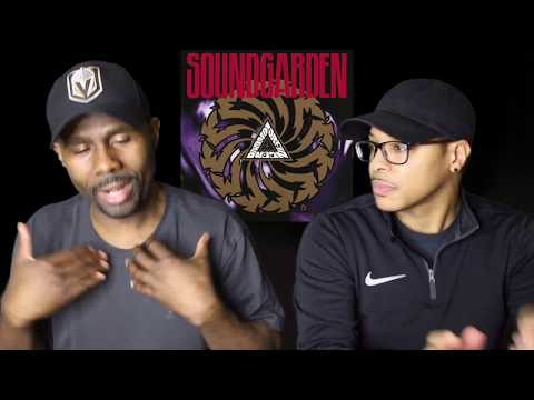 Soundgarden - Outshined (REACTION!!!)