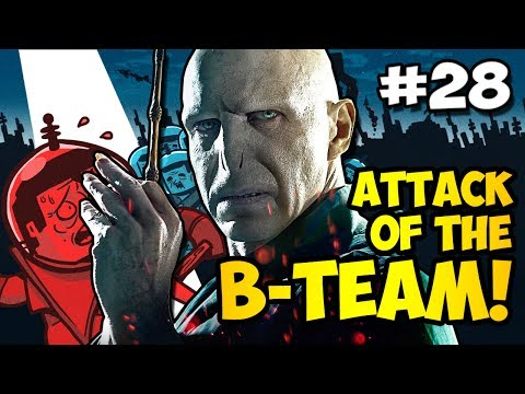 Minecraft: HORCRUXES!!! - Attack of the B-Team Ep. 28 (HD)
