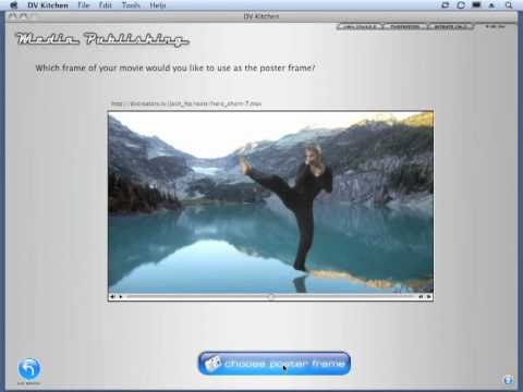 How to Embed a QuickTime Player into an HTML Web Page Automatically