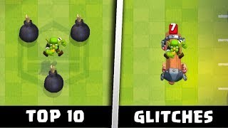 Top 10 Glitches in Clash Royale