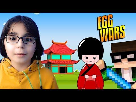 JAPON TROLL YEMEĞİ !!! | Minecraft: Egg Wars BKT
