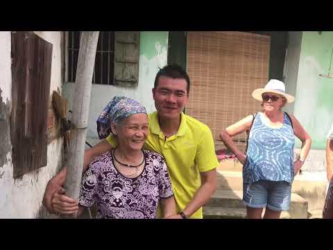 Kim & Clive Cawthorne Travel Adventures - Hanoi and HaLong Bay, Vietnam.