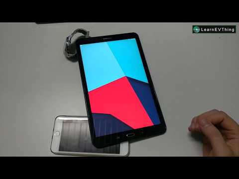 LineageOS  android Oreo 8.1.0 on Samsung galaxy Tab A