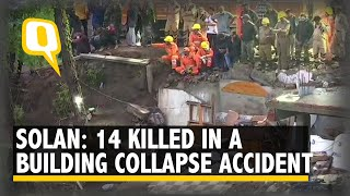 13 Army Personnel, 1 Civilian Killed in Himachal Building Collapse   The Quint