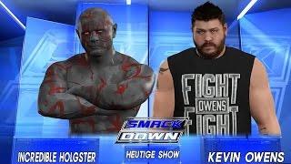 #IncredibleHolgster – WWE 2K17 Let's Play – My career #3