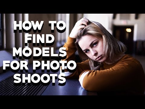 How to Find and Contact Models for Portrait Shoots With Instagram
