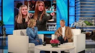 Reese Witherspoon Reacts to Jennifer Aniston's Best Friend Claims