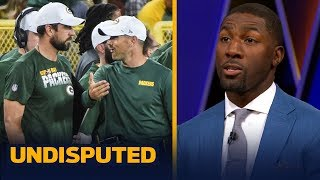 Greg Jennings doesn't think the Rodgers-LaFleur relationship is going to work | NFL | UNDISPUTED
