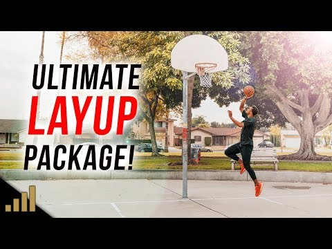 The Ultimate Layup Package Every Basketball Player MUST HAVE! (How To Shoot A Layup Against Anyone)