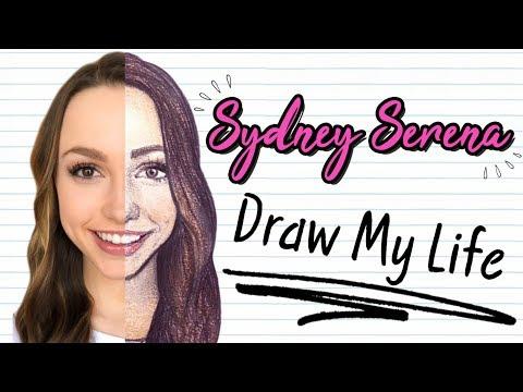 Draw My Life! Sydney Serena