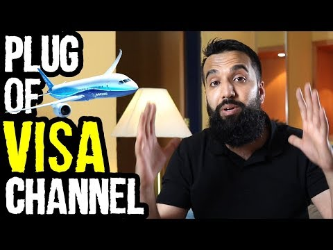 Best Visa Info Channel I Know | Get Free Plug From ME | Azad Chaiwala Show