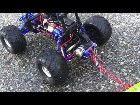 The RC Genius | How Much Stress Can A Brushed Motor Take?