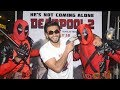 Download  Ranveer Singh CRAZY Masti At Deadpool 2 Screening MP3,3GP,MP4