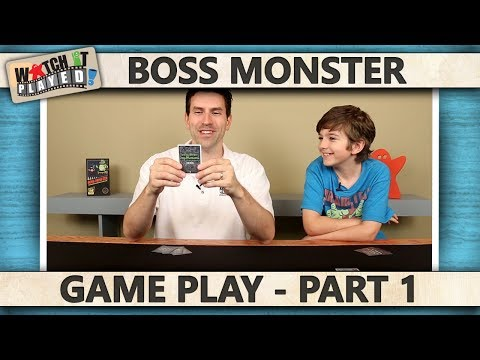 Boss Monster - Game Play 1