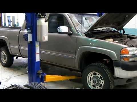 Diagnosing a 4WD Problem
