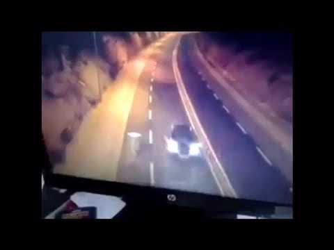 Roadside traffic camera in dubai😂😂😂