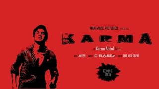Karma - Short Film - First Look Motion Poster